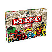 Monopoly - Marvel Retro Comics