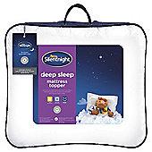 Silentnight Deep Sleep Mattress Topper Superking