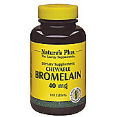 Chewable Bromelain 40mg