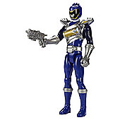 Power Rangers Dino Supercharge Dino Drive Blue Ranger