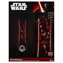Star Wars Episode 7 Glitter Lava Lamp