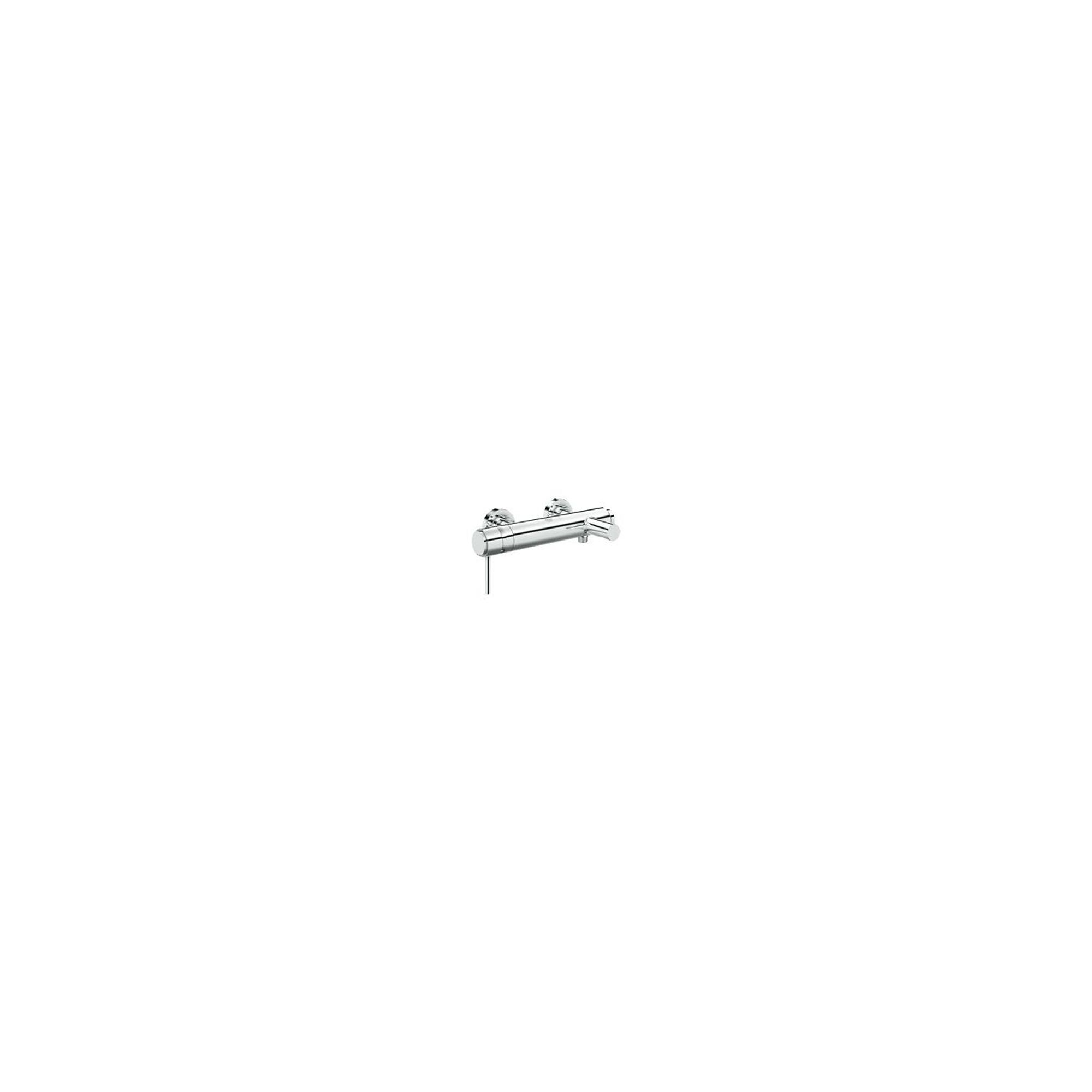 Grohe Atrio One Bath Shower Mixer Tap, Wall Mounted, Chrome at Tesco Direct