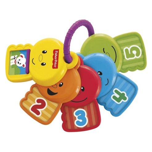 Fisher-Price Count And Explore Keys