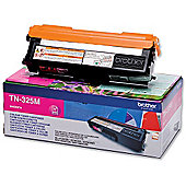 Brother TN-325M Toner Cartridge - Magenta