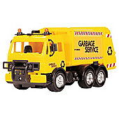 Heavy City Truck Garbage Truck