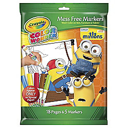 COLOUR WONDER MINIONS