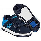 Heelys Split Navy/Blue Kids Heely Shoe - Blue