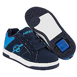 Heelys Split Navy/Blue Kids Heely Shoe - UK 4
