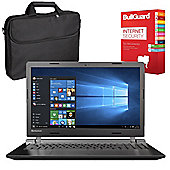 "Lenovo B50-10 80QR0016UK 15.6"" Laptop With BullGuard Internet Security & Case"