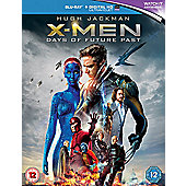X-Men: Days Of Future Past Blu-Ray + Digital HD UV