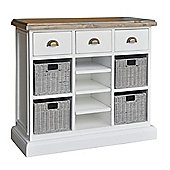 Rowico Lulworth 3 Drawer Chest