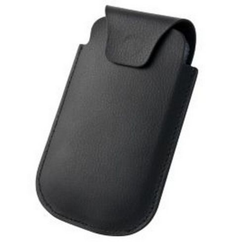 Tortoise™ Genuine Leather Slip Case Universal Small Black