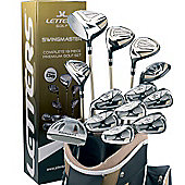 John Letters Ladies Swingmaster Ladies Left Hand Golf Package Set (With Free Lessons)