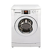 Beko WM85135LW 1300rpm 8kg Load Washing Machine with Extra Large Door in White