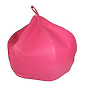Ashcroft Classic Medium Indoor Bean Bag - Pink