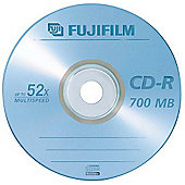 Fujifilm CD-R 700MB 52X Spindle