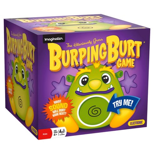 Burping Burt Game