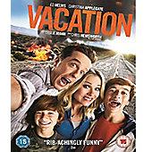 Vacation DVD