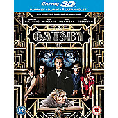 The Great Gatsby - 3D Blu-Ray