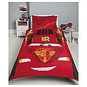 Disney Cars Lightning Mcqueen Single Duvet Set TESCO EXCLUSIVE