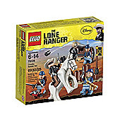 Lego Ranger Cavalry Builder Set - Construction