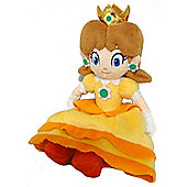 "Official Nintendo Mario Plush Series Stuffed Toy - 8"" Princess Daisy"