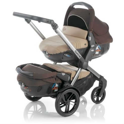 Jane Twone Tandem & 2 Matrix Light 2 Car Seat (Basalt)