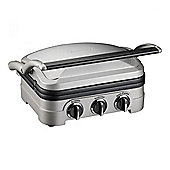 Cuisinart GR4CU Griddle and Grill with Reversible Griddle and Grill Plates