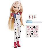 Moxie Girlz Artitude Avery Doll