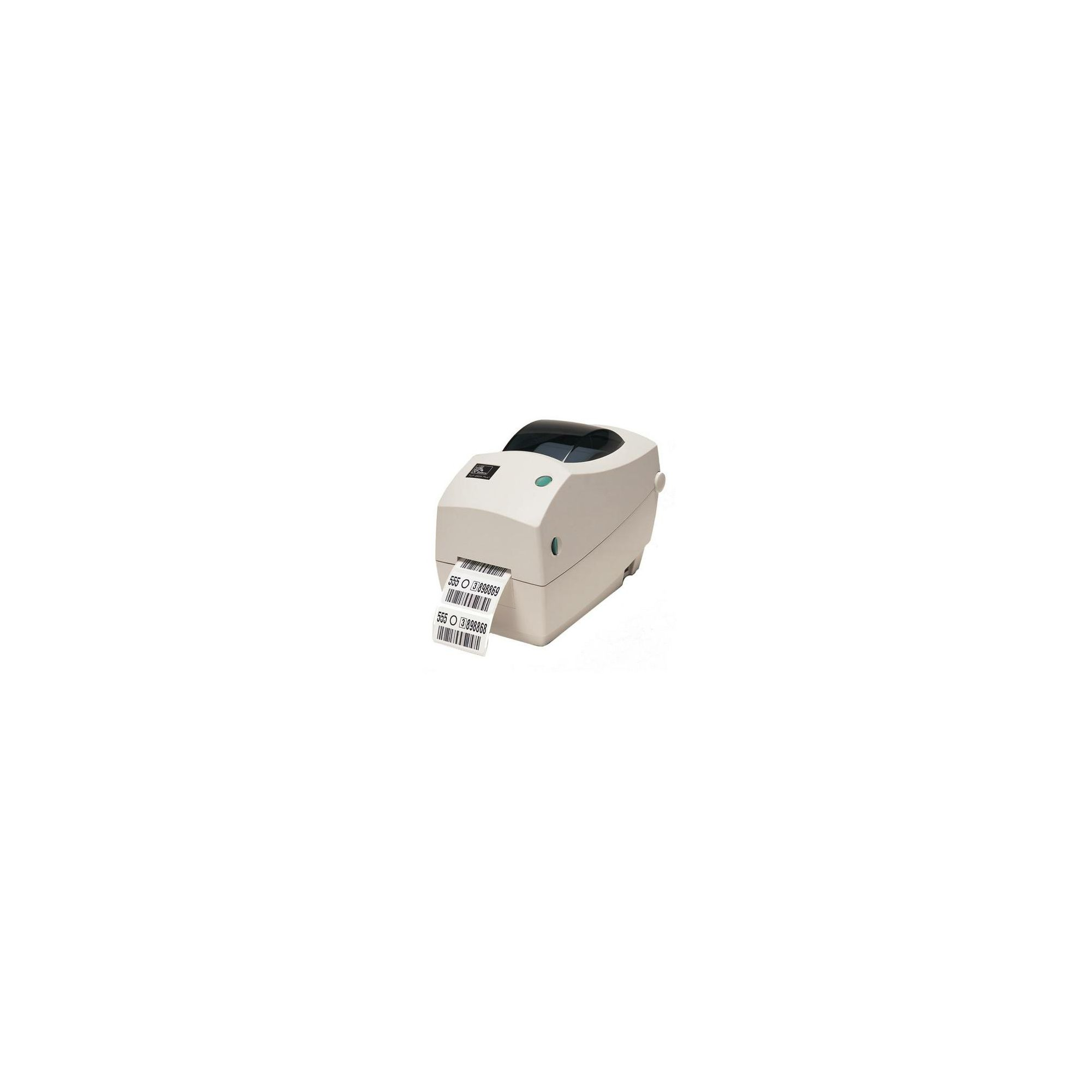 Zebra TLP 2824-Z Desktop Thermal Printer 203 dpi / 8 dot, 56mm Print Width, 102mm Print Speed, 8MB Ram, 4MB Flash, ZPL, Parallel + No Options at Tesco Direct