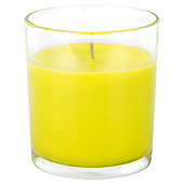 Tesco Filled Jar Candle Lime Nectarine