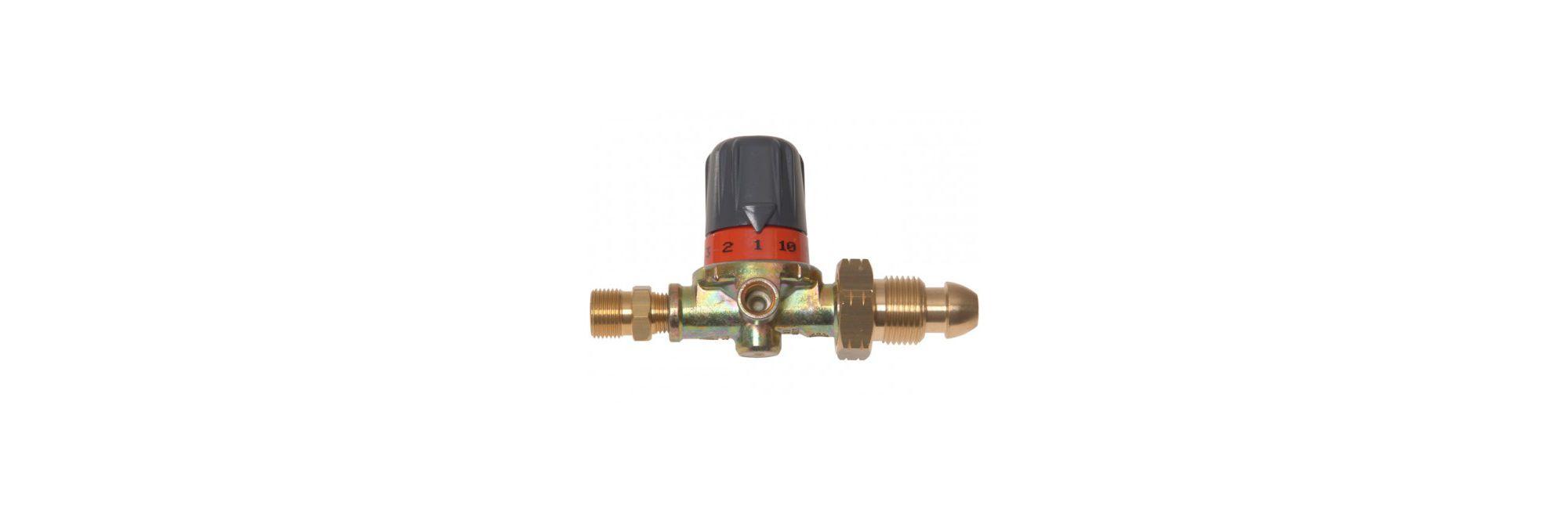 0-4 bar Adjustable h/p LPG Regulator 3/8 BSP
