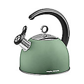 Morphy Richards 974752 Sage Whistling Kettle
