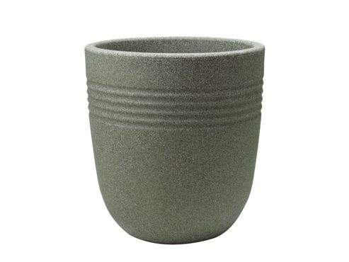 Stewart 5060063 Egg Pot Marble Green 40X37Cm
