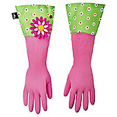 Flower Power Washing Up Gloves