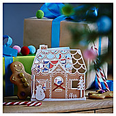 Luxury Gingerbread Cottage Christmas Cards, 6 pack