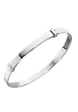 Classic Sterling Silver Child's Bangle