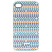 iLuv Festival Case iPhone 4/4S Blue