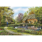 Meadow Cottages - 5000pc Puzzle