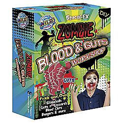 Wild Science Blood and Guts