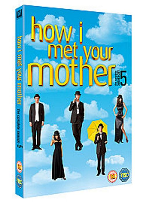 How I Met Your Mother - Series 5 - Complete (DVD Boxset)