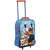 Paw Patrol Boys 'Ready for Action' Wheeled Bag