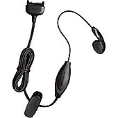 Nokia HS-5 Mono Headset with Remote Button - Black
