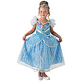 Shimmer Cinderella - Child Costume 7-8 years