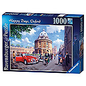 Ravensburger Happy Days - Oxford, 1000 Piece Puzzle