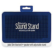 Juice Sound Stand Bluetooth Speaker, Navy