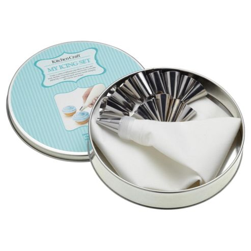 Icing Equipment Cake Decorating Tesco : Buy KitchenCraft Sweetly Does It Icing Piping Bag and ...