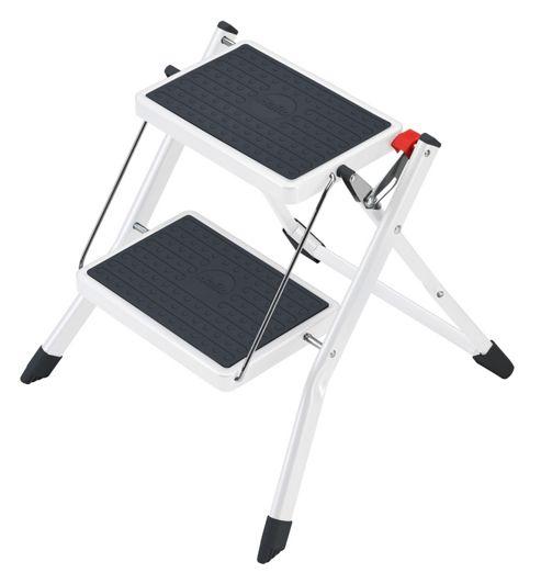 Hailo Mini Steel Folding Steps