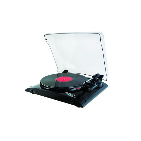Ion Profile Pro Lp Deluxe USB Turntable Vinyl To CD MP3