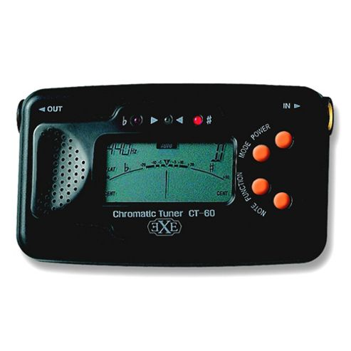 EXE Chromatic Tuner